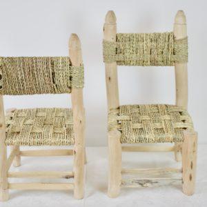 Bancs et chaise